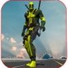 ロープマンVSスーパーヒーローロボット Game Skull Studio