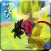 Super Saiyan Goku Adventure funkids game