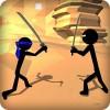 戦士 スティックマン – 忍者3D TnTn