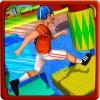 Stuntman Run : Theme Park TopTAP Games