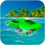 水サーファー浮動車 WittyGamerz