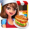 Cooking Chef Emmy's Restaurant Happy Mobile Game