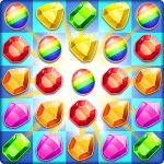 Jewel Match King Cookie Crush Games