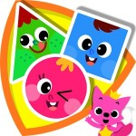 Pinkfong かたち・いろ SMARTSTUDY PINKFONG