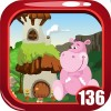 Cute Hippo Rescue Kavi – 136 KaviGames