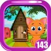 Cute Kitten Rescue Game Kavi – 143 KaviGames