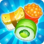Sushi Blast Cookie Crush Games