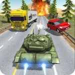 Tank Traffic Racer Oppana Games