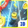 Banana minion rush 3D ALLEIjackie