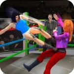 女性 レスリング 革命 プロ Fighting Arena
