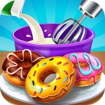 Donut Shop – Kids Cooking KiwiGo