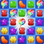 Candy Line Frenzy Cookie Crush Games