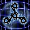 Super Digital Fidget Hand Spinner LycanAS