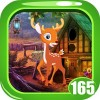 Cute Deer Rescue Game Kavi – 165 KaviGames