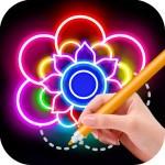 Learn To Draw Glow Flower ColorJoy