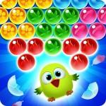 鳥はバブルシューター Bubble pop