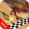 Carnotaurusバーチャルペットレーシングゲーム2017 lnwJuTi