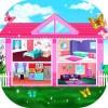 Girly House Decorating Game PinkiePop