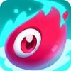 Monster Busters: Ice Slide PurpleKiwii
