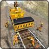インドの鉄道トラックの建設:列車のゲーム ZygonGames