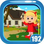 Cute Devil Baby Rescue Game Kavi – 192 KaviGames