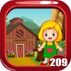 Cute Little Girl Rescue Game Kavi – 209 KaviGames