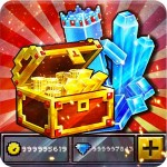 Gems Pixel Gun 3d – Simulator Fantasy Piano Games