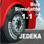 JEDEKA Bus Simulator id 1.1 JEDEKA
