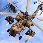 陸軍のガンシップヘリコプターゲーム3D:フライングシミュレータ ALPGAMES