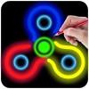ドローアンドスピン2(Fidget Spinner) AvarApps