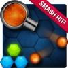 Hexasmash 2 – Physics Ball Shooter Puzzle errorsevendev