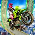 スタント 自転車 不可能 トラック Evolution Game: 3D Simulator