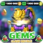 Cheat Gems for Clash Royale – Prank ZixApps