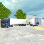Truck Parking Simulator 3D: Factory Jansen Games
