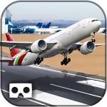 vrの都市飛行機の飛行シミュレータ Versatile Games Studio