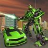 忍者飛行ロボット変形戦士ロボット戦争 White Sand – 3D Games Studio