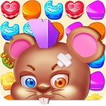 Cookie Crush Blast LET'S FUN – publisher of match 3 puzzle game