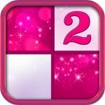 Pink Piano Tiles 2 CoraMusic ltd.