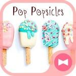 かわいい壁紙アイコン ポップ ・アイスキャンディー 無料 +HOME by Ateam