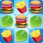 Burger Mania FunMatch 3 Games