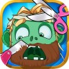 Crazy Monster Shave Salon Doctor Games!