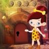 Stone Age Girl Rescue Best Escape Game-277 BestEscape Game