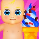 ベビーアイスクリームマシンメーカーのゲーム TenAppsAndGames