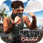 Mad City Crime Reloaded (Clash Crime SandboxTown) Extereme Games