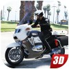 Police Motorbike : Simulator Crime City Chase 3D Soft Clip Games