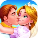 Long Hair Princess 4 – Happy Wedding BearHug Media Inc