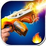 戦争の武器X:レーザー銃 BigPink