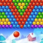 サンタクロースのバブルシューティング appgo