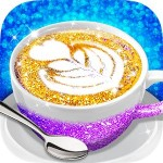 Glitter Coffee – Make The Most Trendy Food Crazy Camp Media