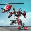 ヘリコプター ロボット ゲーム – ロボット 変換 2018 Crazy Neuron Studio
